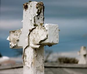 Crumbling Cross