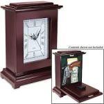 Working clock conceals valuables